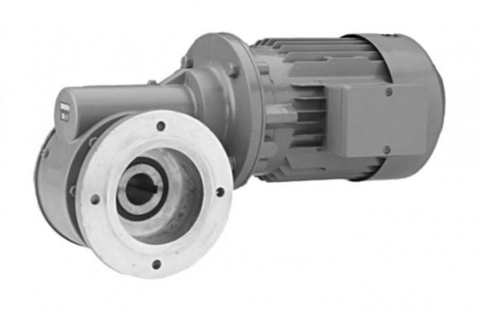 SN10FH - Einstufiger Getriebemotor mit Hohlwelle