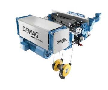 Polipasto de cable modular DMR - Polipasto de cable DMR: Un polipasto de cable. Dos diseños. Máxima flexibilidad.