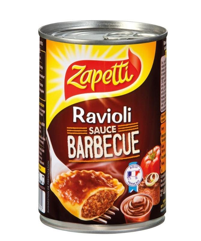 Ravioli Pur Boeuf - Epicerie salée