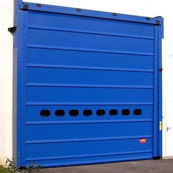 Mavimax High speed door special large dimensions - Fold up door system – Outside applications