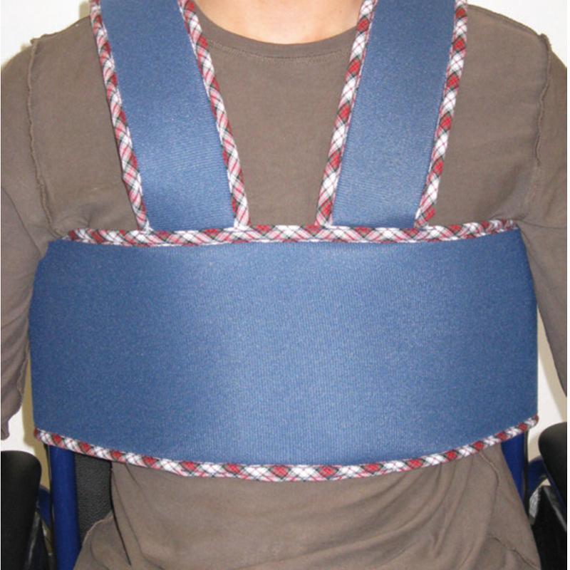 FIX KLICK H-Brustgurt für den Ruhesessel, 220 cm - Rollstuhlgurte