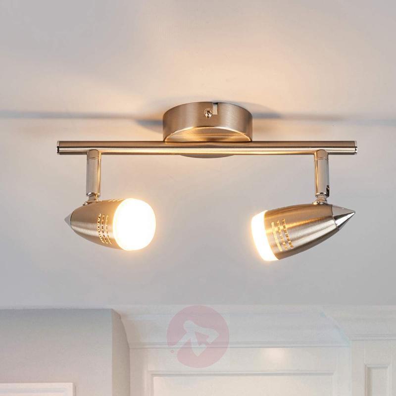 2-bulb LED spotlight Andy - Ceiling Lights