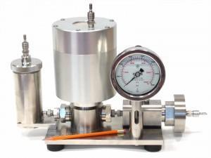High Pressure Homogenisation - The Avestin EmulsiFlex Series