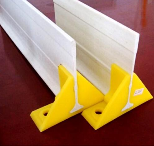 75mm height  fiberglass/FRP support beam/ profiles beams  - fiberglass/FRP support beam/ profiles beams for pig farrowing crate/poutry cage