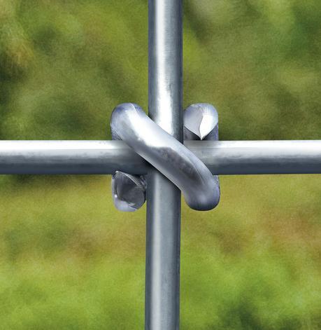 Hampton NET™ Fencing - Fixed Knot Fencing