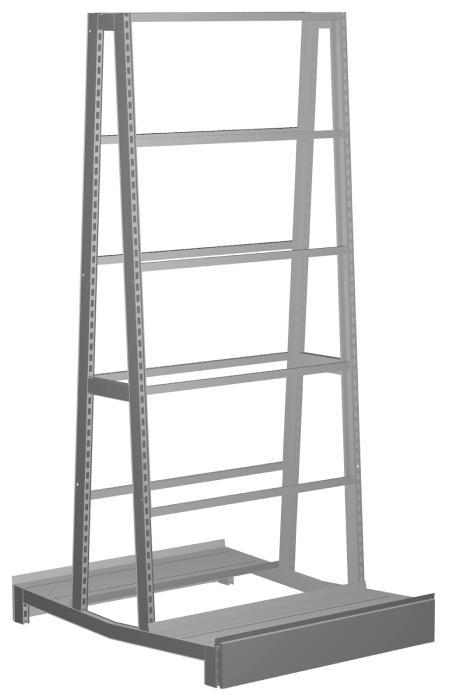 Modular shop rack systems & instore interior shelving design - Special equipment d.i.y.