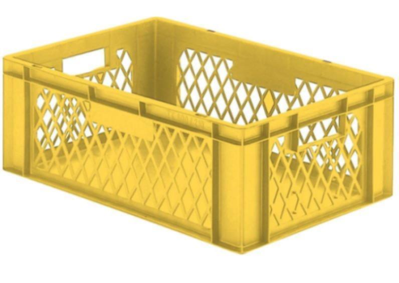 Stacking box: Dina 210 2 - Stacking box: Dina 210 2, 600 x 400 x 210 mm