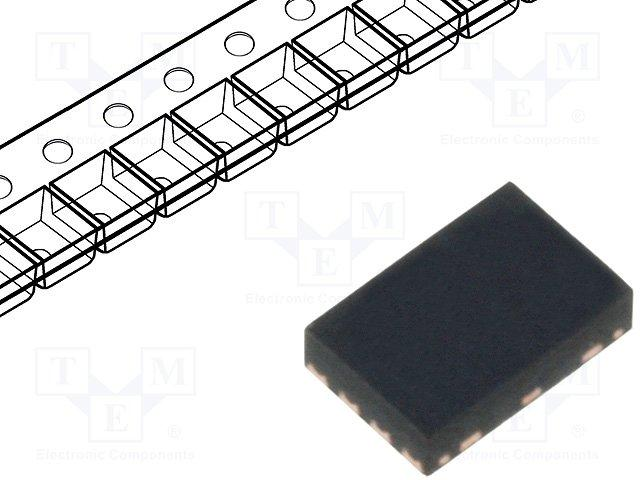 MICROCHIP TECHNOLOGY CAP1203-1-AC3-TR - null