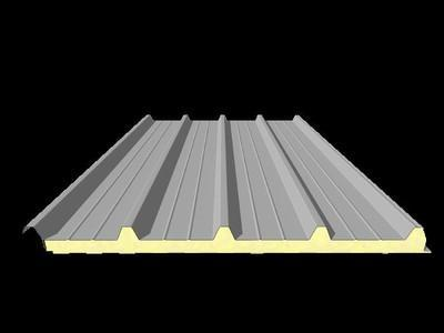 Roof panels and insulated roof sheets - Trapezoidal roof panels