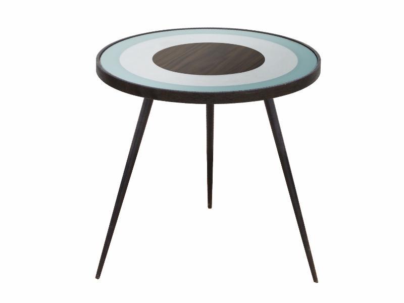 Notre monde - Side table Bullseye - Déco