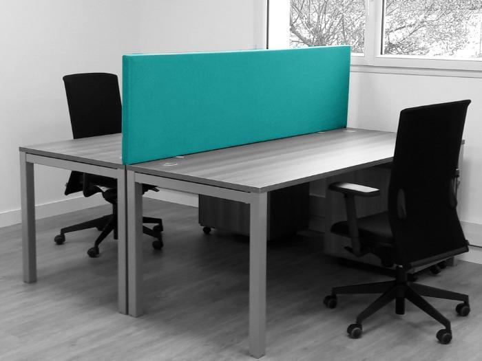 Cloisonnette de bureaux - Cloisonnette acoustique de bureau