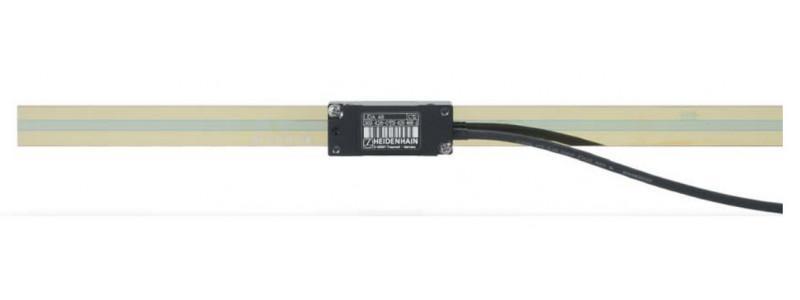 LIDA 系列直线光栅尺 - LIDA 系列 敞开式直线光栅尺 用于高速运动-海德汉