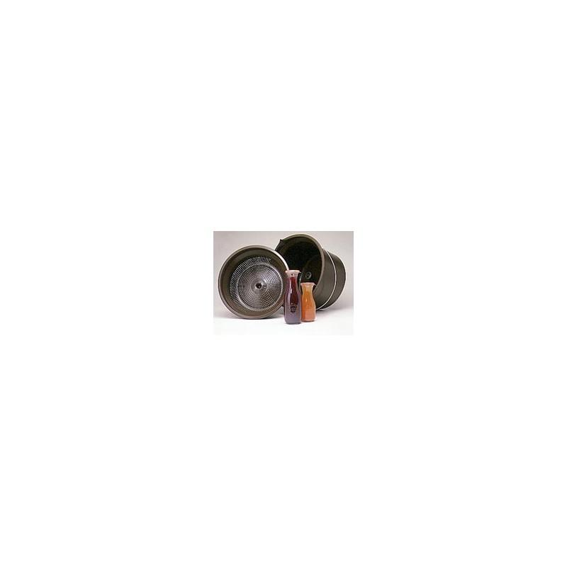 Extracteur de jus de fruits WECK brun modèle WSG 10 - Stérilisateurs Ménagers et extracteurs de jus WECK