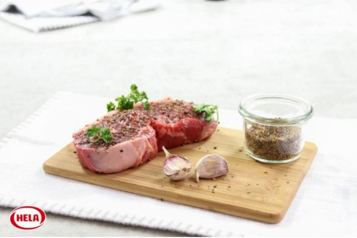 Steakal OG Steak Seasoning, 1 kg bag - Classic steak seasoning with crushed black pepper for hearty steaks