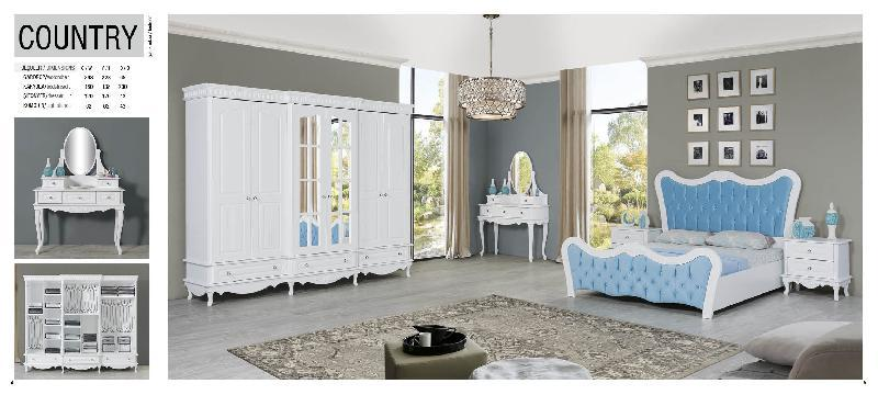 country bedroom set -