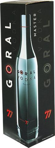 Упаковка под алкоголь - Goral 77 Master 6x0.75л