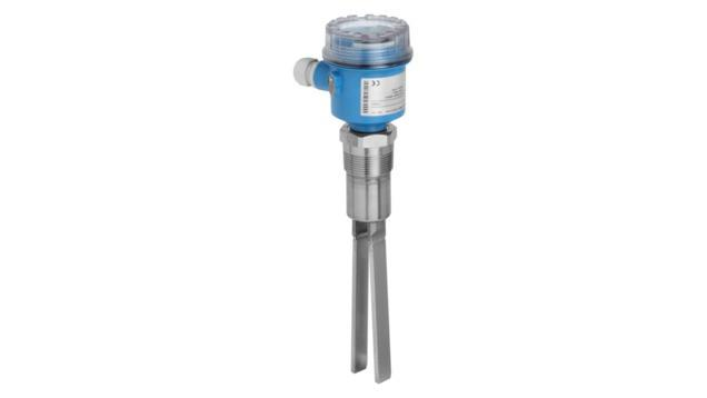 Detección de nivel por horquilla vibrante Soliphant FTM50 -