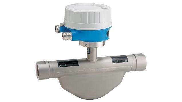 debit mesure produits - Debitmetre Coriolis Proline Promass G 100 8G1B