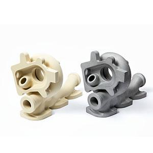 Turbo Charger Prototypes  - High-precision models for lost-wax casting