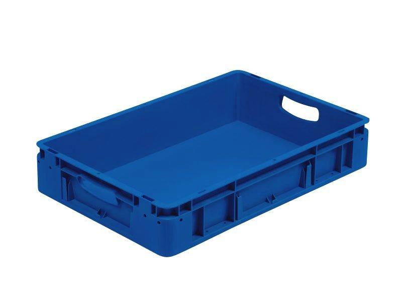 Stapelbehälter: Sil 6412 - Stapelbehälter: Sil 6412, 600 x 400 x 120 mm