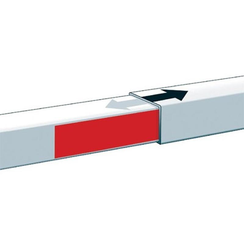 Barrière de parking levante réglable - Aménagement parking
