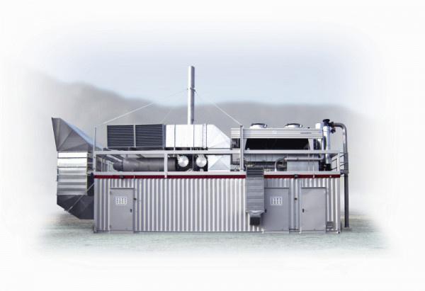 BHKW-Systeme - Blockheizkraftwerk