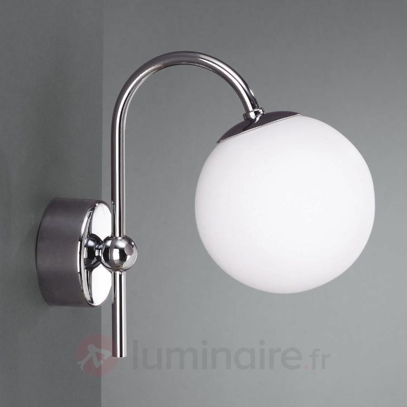 Applique raffinée pour salle de bains CRYSTAL - Salle de bains et miroirs
