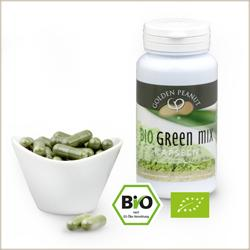 Bio Green Mix Kapseln - Bio-Produkte