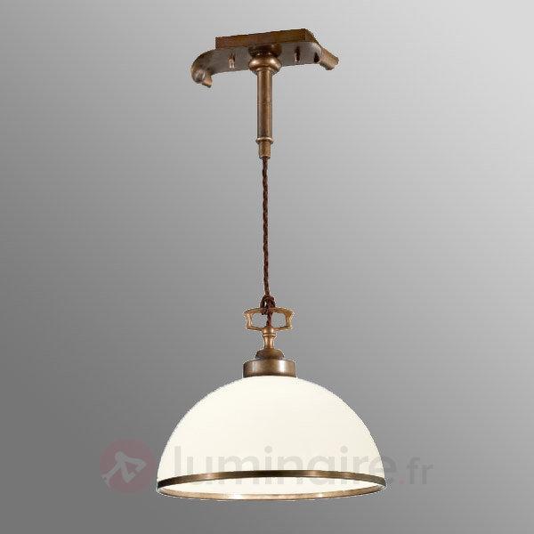 Merveilleuse suspension La Botte - Suspensions rustiques