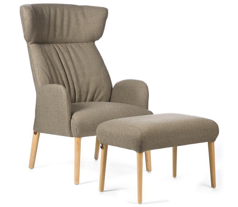 fauteuils - ENORA H40 HD PB +A