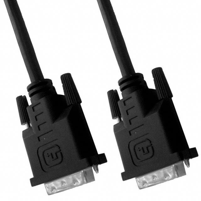 CBL DVI(18+1) CON 3' 28 AWG - Qualtek 1321003-03