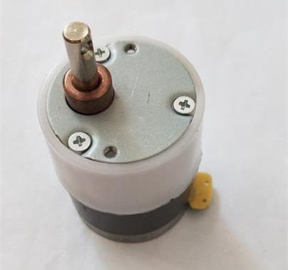 Note Dispensers Motor - Gear motor range