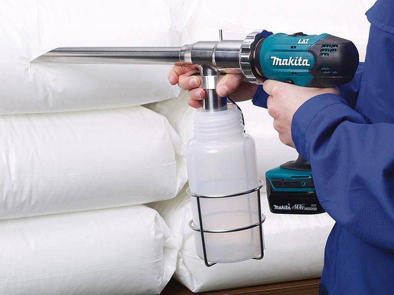 PowderProof® - Prélèvement de produits en vrac