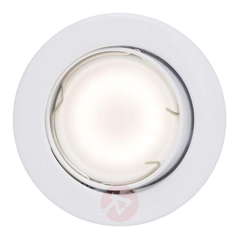 Three Honor easydim recessed lights with LEDs - Recessed Spotlights