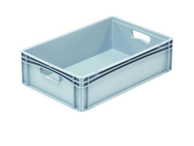 Stacking box: Base 6417 1 DG - Stacking box: Base 6417 1 DG, 600 x 400 x 170 mm
