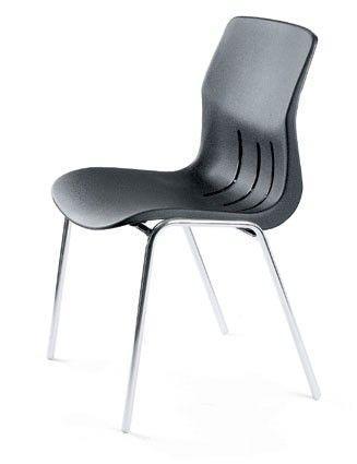 Chaise empilable Kaline - Mobilier Intérieur