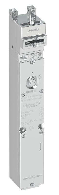 Guard lock - STS-ZRHA