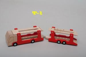 Wooden Car A1 - Wooden Toy