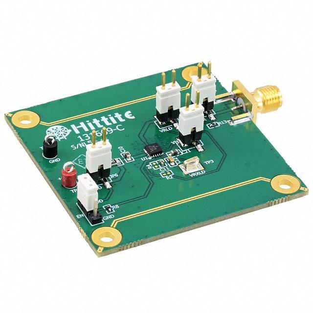 BOARD EVAL LDO HMC976 - Analog Devices Inc. 131671-HMC976LP3E