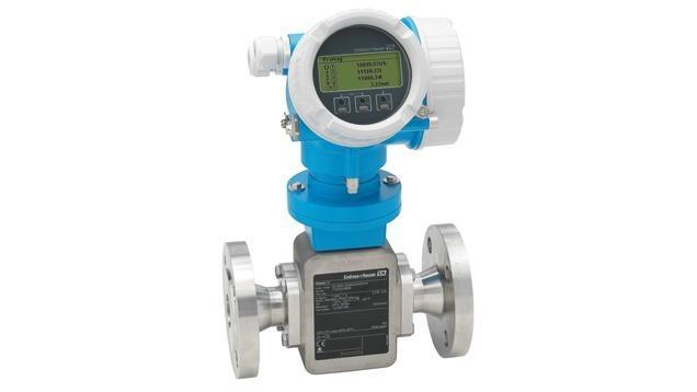 Proline Promag H 200 Caudalímetro electromagnético -