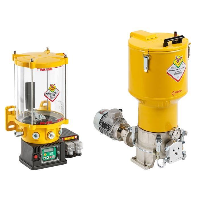 Sistema di lubrificazione automatizzata