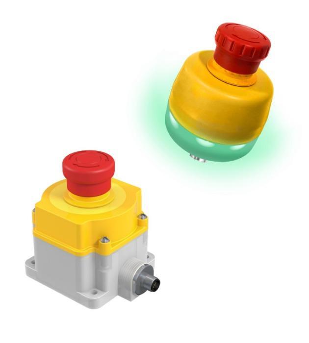 Electronic Emergency Stop SEU 3/4 - Shine a light on innovative safety technology