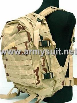 3 Day Molle Assault Backpack Desert Camo - PNS-BP08