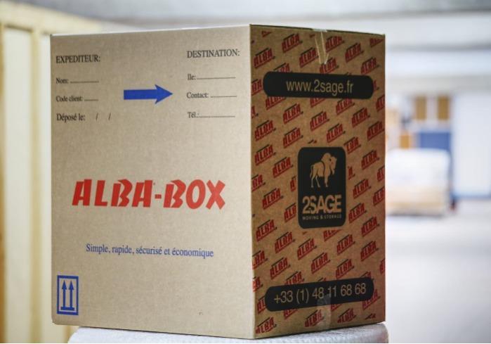 ALBA BOX -