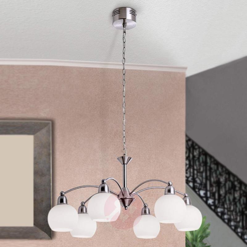 6-light hanging lamp Ledon - Pendant Lighting