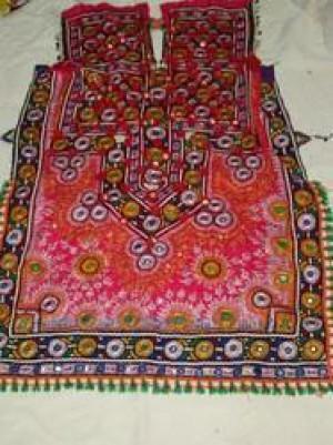 Banjara Dress Neck Yoke -
