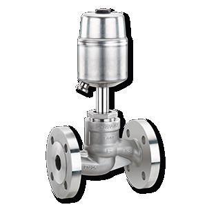 GEMÜ 530 - Valvola a piattello ad azionamento pneumatico