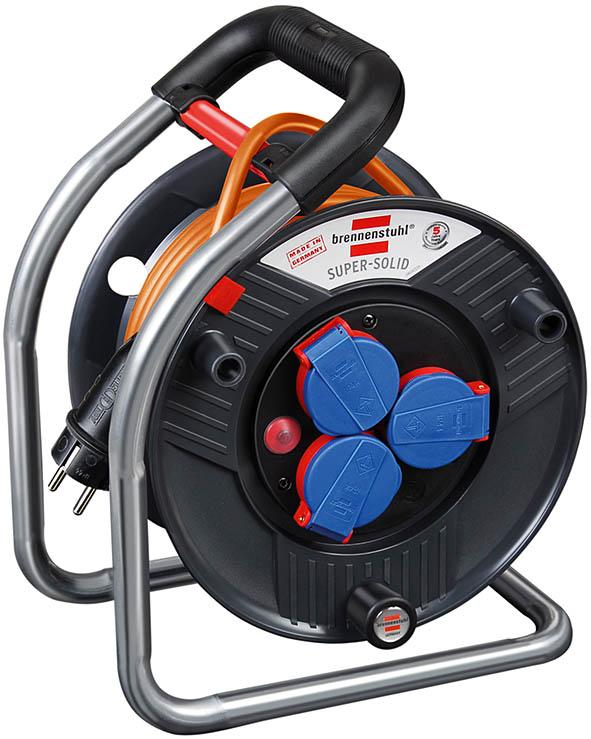 Super-Solid BQ IP44 cable reel  - null