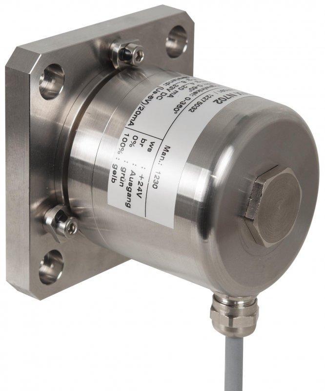 KINAX N702-INOX HART - Inclination transmitter unidimensional