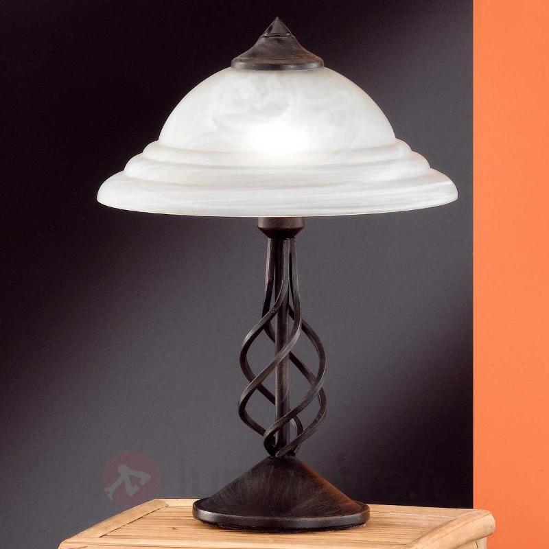Lampe à poser Sybille - Lampes à poser rustiques